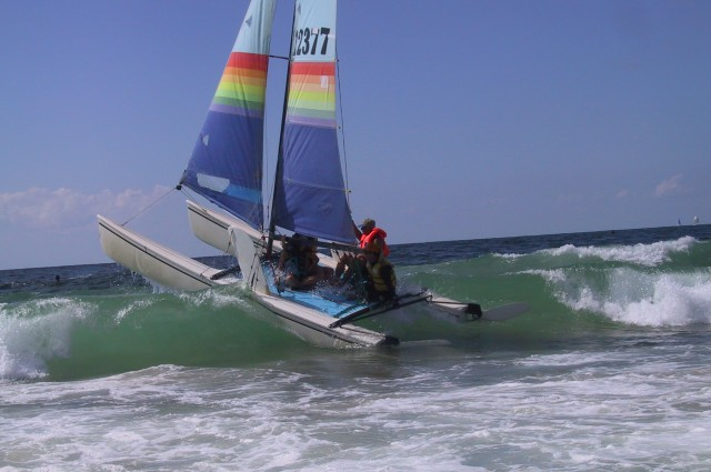 Catamaran Hobie Cat