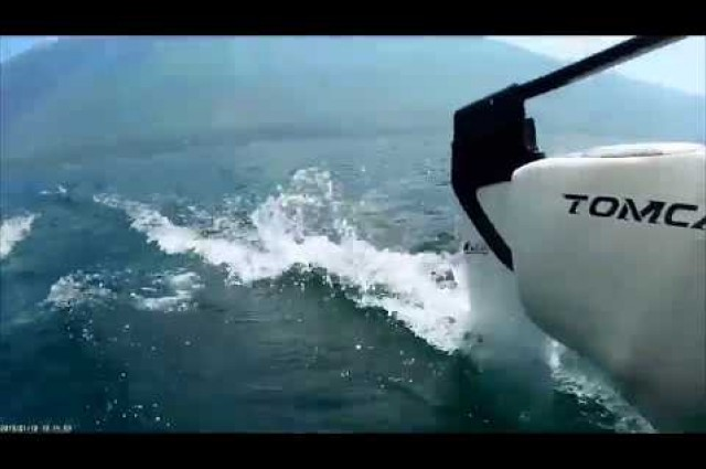 The Dotan rudder system adapts easily to any catamaran and works flawlessly.