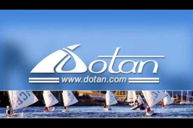 Dotan's Rudder - Perfect for Optimist