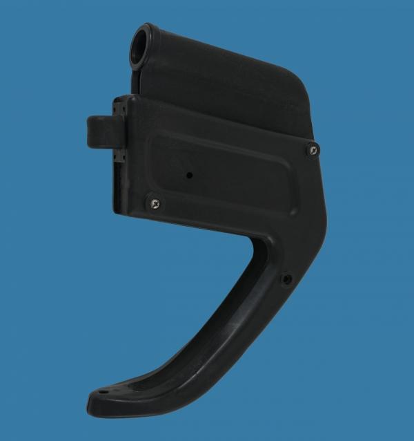 Rudder box 25/AS with holes Ø8mm or Ø10mm