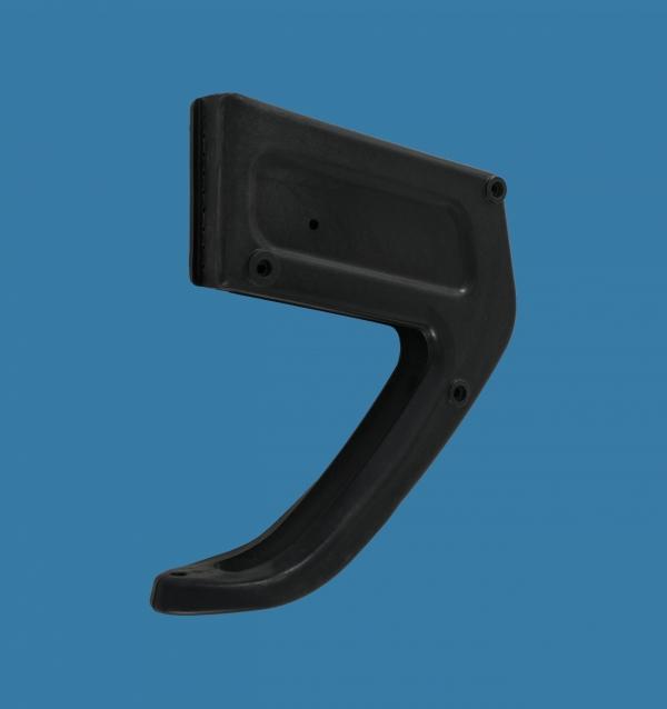 Rudder Box 25 with hole Ø8mm or Ø10mm