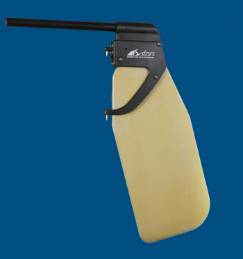 Dotan's Kick-Up Rudder Optimist, GRP Blade