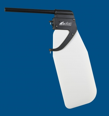Dotan's Kick-Up Rudder, GRP Blade for Optimist