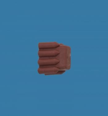 Elastic silicone rubber