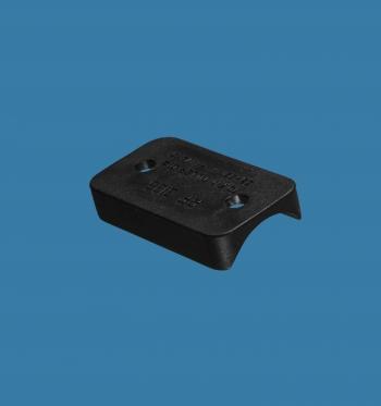 Round tiller adapter